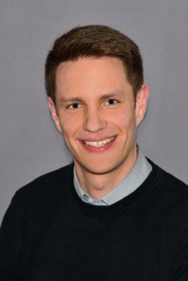 zu sehen ist der Erste Beigeordnete Patrick Waldraff