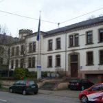 zu sehen ist das alte Bouser Rathaus aus heutiger Sicht