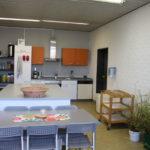 zu sehen ist die Küche der FGTS