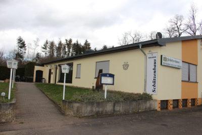 Schützenhaus Bous mit Schießsportanlagen