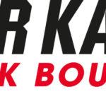 zu sehen ist das Logo der Kartbahn Bous