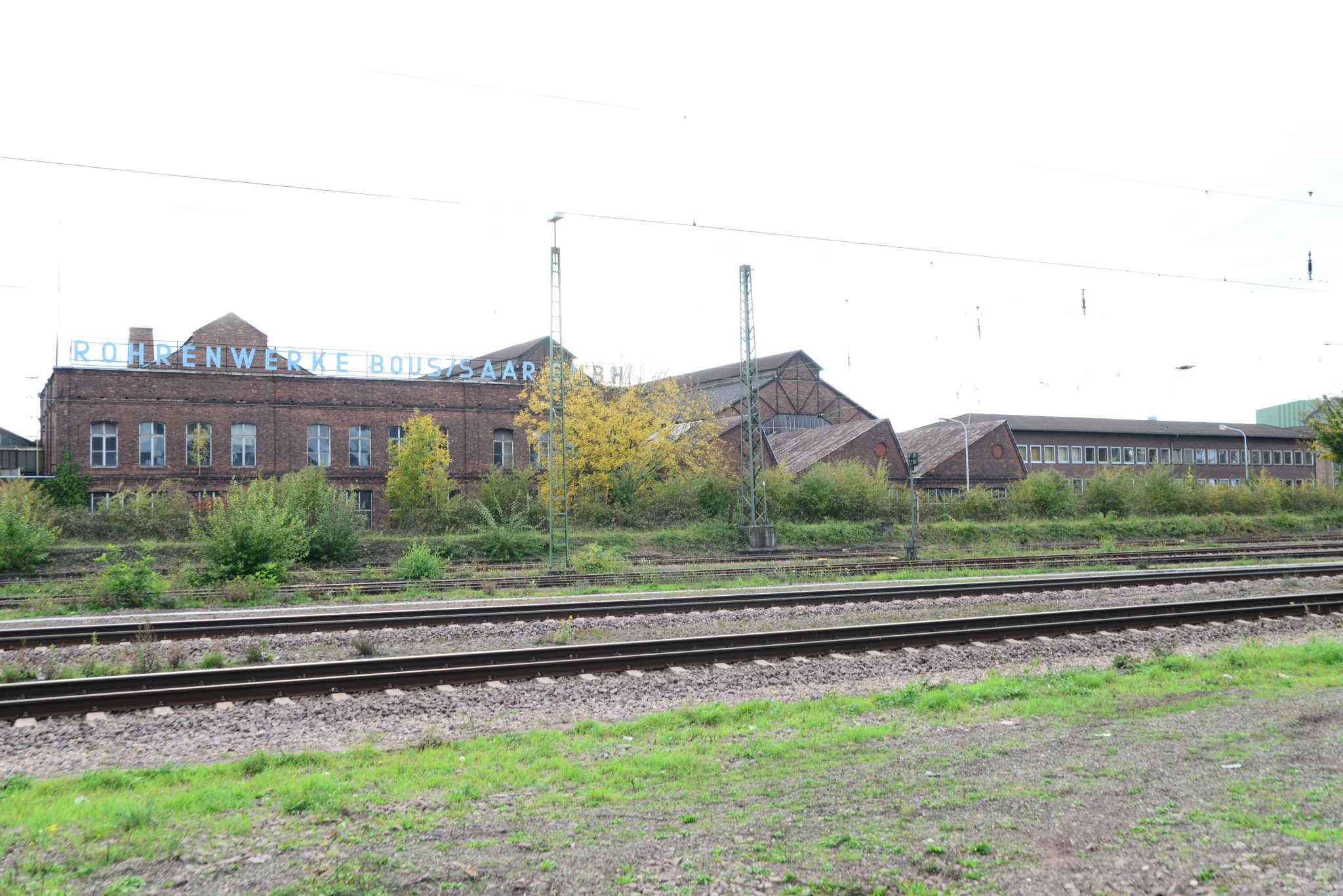 Grundstückgesellschaft Stahlwerk Bous