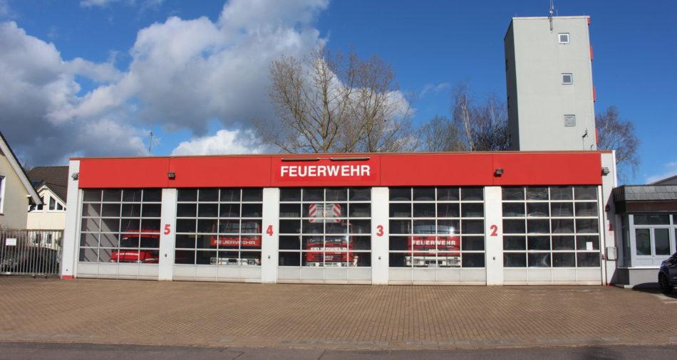 Zentrale der freiwilligen Feuerwehr der Gemeinde Bous