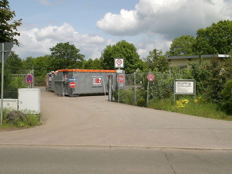 Zweckverband Grünschnitt - Wertstoffhof
