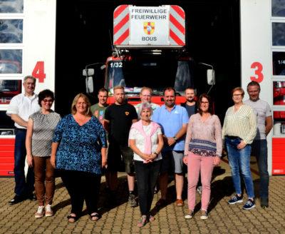 Förderverein der Freiwilligen Feuerwehr ist online